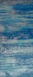 Verzierwachs, Wachsplatte blau-türkis-silber
